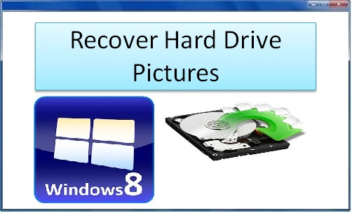 Recover Hard Drive tool for deleted pictures